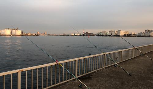 千葉港中央埠頭