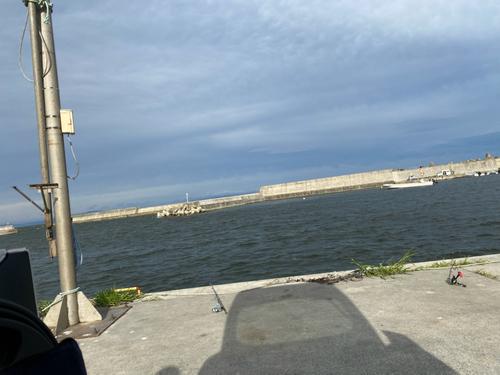 室浜漁港(宮戸島)