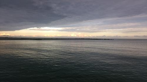 島見浜突堤