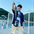 【YouTuber】ぬー。の釣果